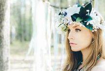 bohemian bride >//< / Boho bohemian princess native american bride bridal theme style