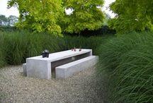 Hagemøbler / Garden furniture