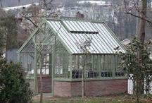 Greenhouses / Green house estetics!