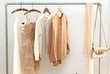 Ake& klädstänger / Trendiga klädstänger i galvaniserat stål.