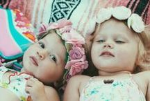 flower child baby party >//< / Baby Flower Child themed party ideas DIY