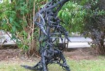 Artist - Lindsey Piper / Lindsey's Creations - sculptures, textiles, drawings, etc.
