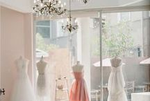 Wedding Boutiques / Wedding boutique designs and styles.