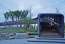 LA_Bridge_桥、栈道
