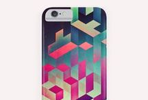 Clothes for Your Phone / Don't like your phone walking around naked? This collection features cases, covers and skins for mobile devices, including tablets and phones.