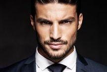 Business Style - Man / Przykłady stylizacji męskich do sesji biznesowej, CV lub portali społecznościowych.