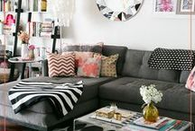 Home Away From Home / Tips and decorating ideas to make your rented space feel like a home away from home. #Renter #Home #Decorating #Tips #HomeSweetHome #NewHaven #NHVS #Connecticut
