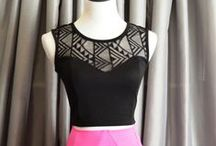 Crop Tops / Crop Tops at Obsessed To Dress