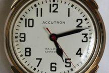 Bulova Accutron Railroad