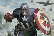 Marvel Comics Universe / by Rob Meyer