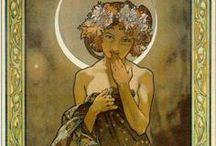 art nouveau / by Kate McCredie