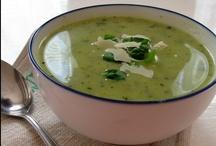 Recepty - polévky / Recepty na polévky nejen pro potravinové diety a omezení.