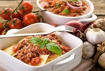 Recepty - bezmasá jídla / Sladké i běžné pokrmy bez masa.