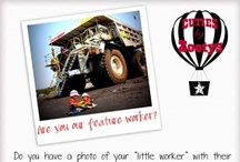 """Cuties By Zootys - Monthly Feature Worker / Here is where you add your """"little worker"""" to go in the draw to win Feature Worker.  For more details head to our competitions page on our website. www.cutiesbyzootys.com.au/competitions"""