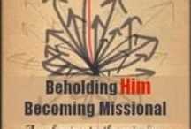 Missional Books / Books about God, Prayer, Jesus, Discipleship, Community, and much much more!