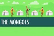 Mongolia with a little bit of humor / Mongolia with a little dose of laugh