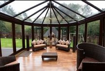 Conservatories / Real conservatories from CR Smith in different styles