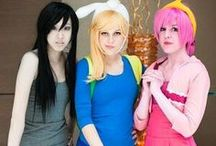 The adventure time
