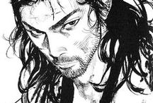 Manga art / Illustration