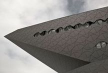 Architecture / A selection of diverse projects executed with EQUITONE facade materials.