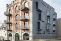 Facade renovations / Modern facade renovations with EQUITONE facade panels.