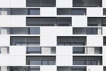 Great architects/EQUITONE / Great architects working with EQUITONE facade materials.