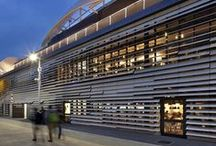 Architecture events / International architecture events featuring EQUITONE facade materials.