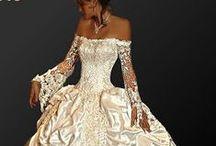 **PINK DREAMS**Wedding Dress & AccessoriesS <3 / Wedding Dress & AccessoriesS