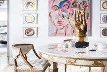 Antik és modern / Antique with modern / Lakberendezési ötletek antik és modern tárgyak kombinálásával / Inspiration ideas - modern with antique
