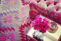 Szőnyeget mindehová / Carpets everywhere / Szőnyegek a lakberendezésben / Carpets interior design