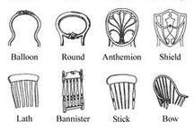Bútorstílusok / Furniture styles / Bútorstílusok
