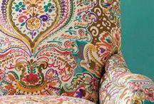Kárpit inspirációk / Tapestry-work