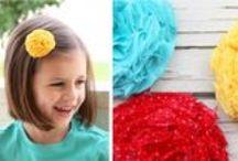 DIY Clip Hair for Girls / Hair- AccessoriesS