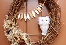 Diy Winter Wreaths