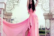Pink and Fashion