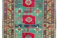 Caucasian carpets / Kaukázusi szőnyegek