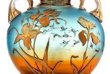 Szecesszió / Jugendstil / Art Nouveau / Liberty / Tiffany style / Szecesszió