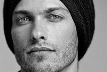 male.model. / male. man.