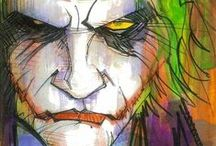 'Why so serious' - Joker / Find out why Joker is our favorite villain on The Dark Knight Video #Slot