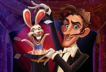 Rabbit In The Hat Online Slot / Magic and Illusion-themed video slot comes with a Magic Hat Bonus Feature and Free Spins Feature. Log in to Royal Vegas Online Casino to play