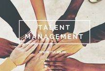 Talent Management / The disciplined art of determining - who the professional wants to be - not how good (s)he is now.