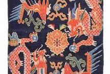Tibeti szőnyegek / Tibetan Carpets