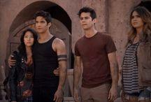 TEEN WOLF / #teenwolf #movies #romance #teen #wolf #dylanobrien #scottmccall #allisonargent #tylerposey #stiles #malia #lydia