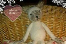 mis creaciones en crochet / Amigurumi