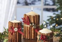 Christmas Craft Ideas / DIY Christmas ideas to make your home look fabulously festive. From contemporary to traditional there is something for everyone and all abilities!