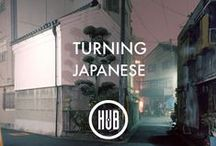 TURNING JAPANESE / Japanese inspired attire