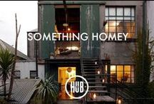 SOMETHING HOMEY / SHOP Aesop Essentials & Home Goods