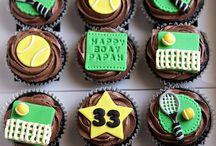 Tennis 6th birthday party ideas