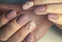 hair-style si nails
