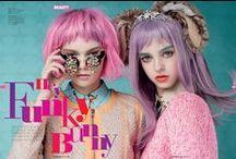 fashion editoriais